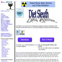 Diet Sleuth image